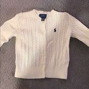 3T Polo sweater